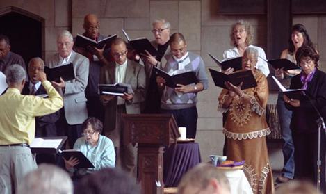 Worship at UChurch
