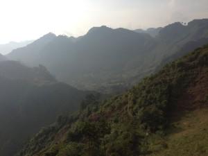 Mountains around Saq Ja'