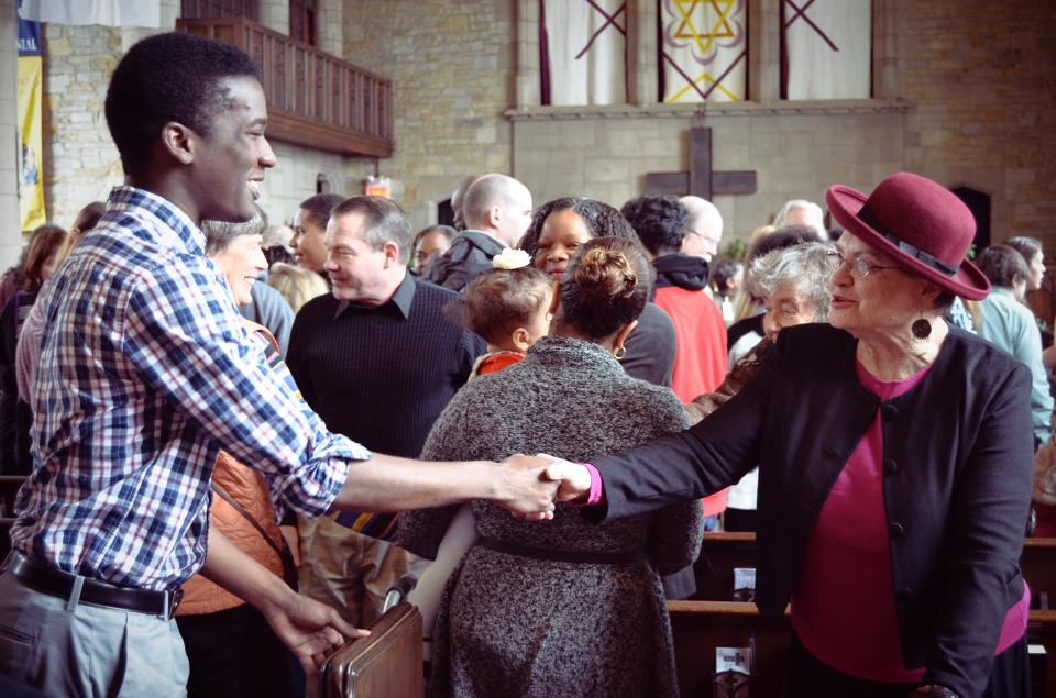 churches for young adults in chicago